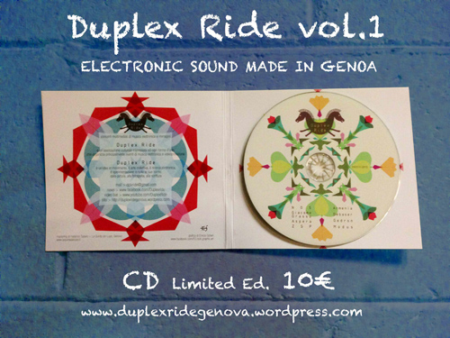 CD Duplex Ride